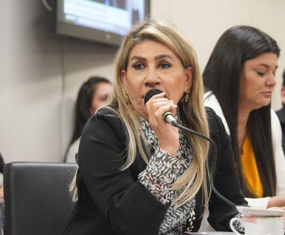 EDNA HENRIQUE PARAIBA - Edna Henrique cobra do Governo Federal urgência em repasses do programa MCMV