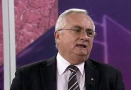 'ELE NÃO VAI EMBARAÇAR O DESENVOLVIMENTO NACIONAL': Eitel Santiago critica lista tríplice do MPF e elogia indicação de Augusto Aras