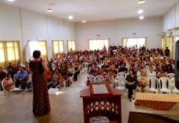 Prefeita Márcia Lucena apresenta balanço da gestão durante 'Fórum 1.000 Dias em Ação'
