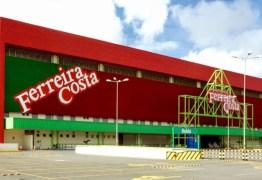 HOME CENTER: Ferreira Costa inaugura nova loja em João Pessoa