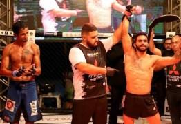 Vila Olímpica Parahyba receberá competição de MMA no sábado
