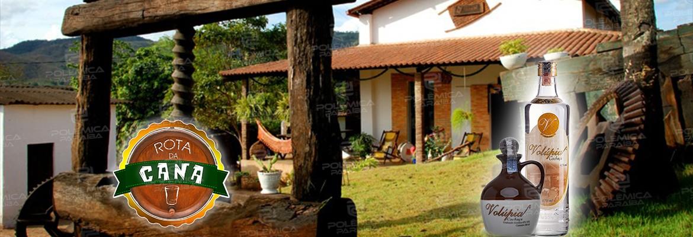 Rota da Cana Volupia - NA ROTA DA CANA: Cachaça Volúpia atravessa gerações sempre buscando resgatar a história, a cultura e a tradição de uma bebida genuinamente brasileira