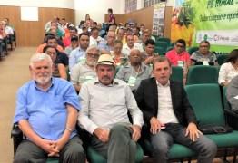Jeová participa do Ciclo de Seminários do projeto 'PB Sustentável' em Cajazeiras
