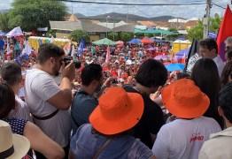SOS TRANSPOSIÇÃO: com Haddad, Gleisi e Ricardo, Monteiro pediu 'Lula Livre' e retorno das águas do São Francisco – VEJA OS VÍDEOS