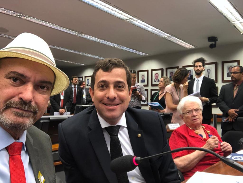 WhatsApp Image 2019 09 11 at 17.50.32 - Deputados da Defesa pela Transposição do Rio São Francisco se reúnem em Brasília para pressionar governo