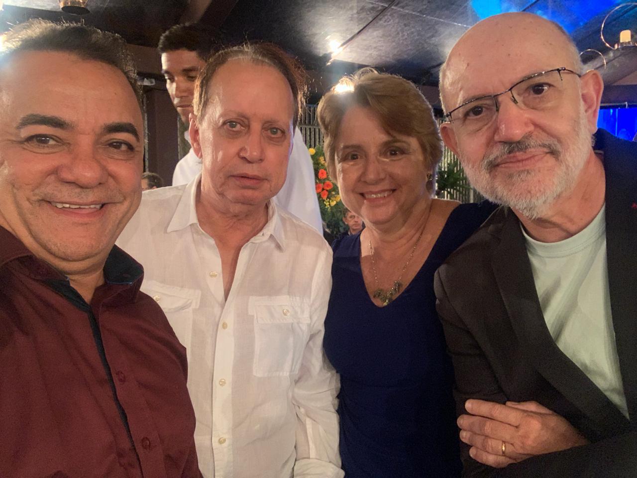 WhatsApp Image 2019 09 22 at 10.04.40 2 - Políticos e empresários comemoram os 90 anos de Zé Cavalcanti, em Cajazeiras - VEJA FOTOS E VÍDEOS