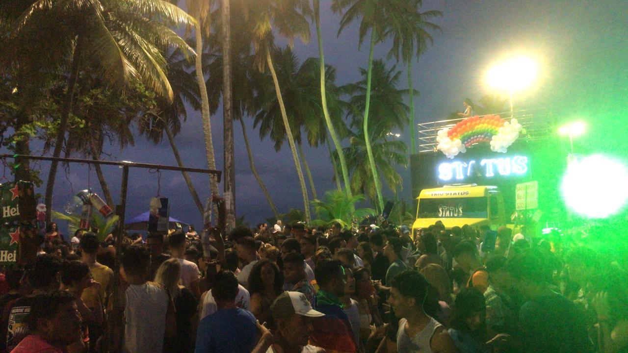 WhatsApp Image 2019 09 29 at 17.31.32 - Centenas de pessoas participam da 18ª Parada do Orgulho LGBT em João Pessoa neste domingo