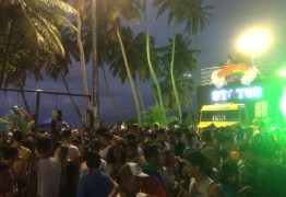 Centenas de pessoas participam da 18ª Parada do Orgulho LGBT em João Pessoa neste domingo
