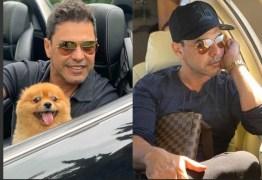 Zezé Di Camargo ostenta vida luxuosa após ser processado por Zilu