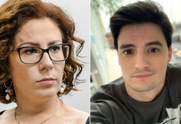 Felipe Neto pede que o MP puna a deputada Carla Zambelli por crime de homofobia
