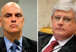 alexandre moraes rodrigo janot - A revanche Alexandre Moraes é a salvação do STF - Por Júnior Gurgel
