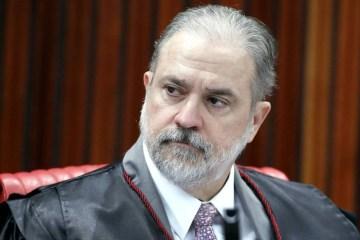 augusto aras - 'Previsão de vacinação obrigatória é constitucional', defende Augusto Aras