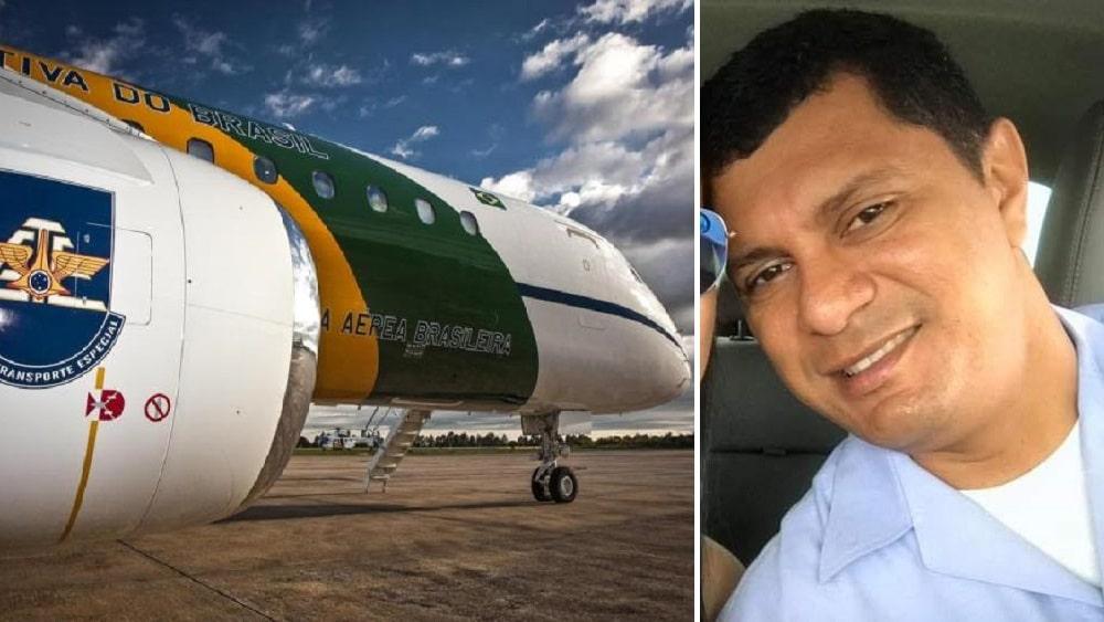aviao FAB sarg Manoel Silva Rodrigues - 'Acho que me ferrei', disse sargento da FAB preso com 39 kg de cocaína