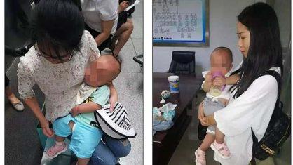 bebes china 418x235 - Mãe vende gêmeos por R$37 mil e pai ao descobrir exige parte do dinheiro - ENTENDA