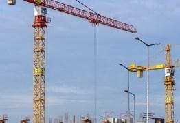 Construção civil dá sinal de recuperação e avança 0,8 pontos em agosto, diz CNI