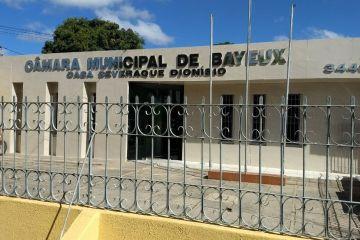 camara municipal de bayeux walla santos 1 - Eleição da Mesa Diretora da Câmara de Vereadores de Bayeux é anulada