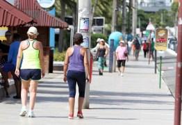 SETEMBRO VERDE: caminhada alerta sobre câncer de intestino em João Pessoa