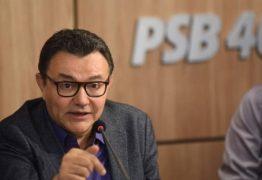 Presidente nacional do PSB evita polemizar rejeição de João Azevêdo à comissão provisória e avisa: 'Prestigiamos os dois maiores líderes'