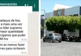 NEONAZISTAS EM CAJAZEIRAS: Escola nega ameaças de alunos e diz que apuração cabe as 'autoridades'
