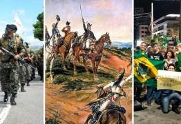 7 DE SETEMBRO: As diferentes faces do Dia da Independência – OUÇA O QUIPROCÓ DE HOJE