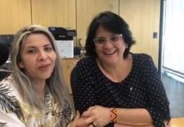 Ministra Damares Alves anuncia vinda à Paraíba para discutir proteção de mulheres e crianças; VEJA VÍDEO