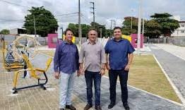 SOLENIDADE: Luciano Cartaxo entrega hoje Praça da Convivência no José Américo