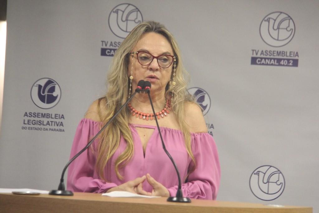 dra paula1709 - Deputada Dra. Paula anuncia apoio ao governo de João Azevedo