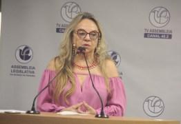 Deputada Dra. Paula anuncia apoio ao governo de João Azevedo