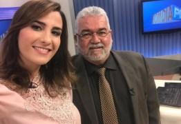 Colunista rebate executivo da Rede Paraíba: 'Carapuça de deselegante cabe na cabeça de outra'