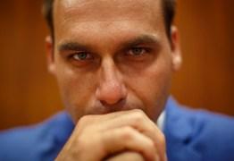 MP quer Eduardo Bolsonaro como réu em ação contra nomeação à embaixada
