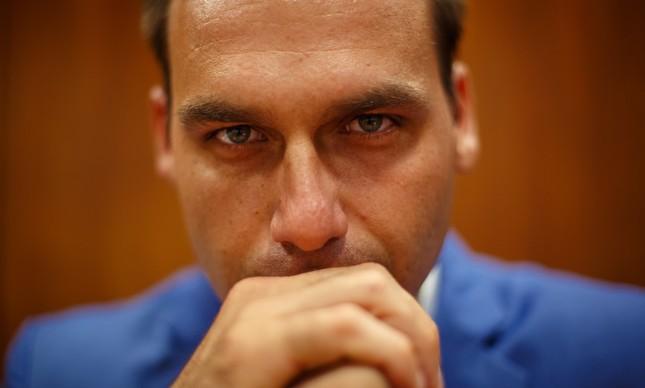 eduardo bolsonaro - MP quer Eduardo Bolsonaro como réu em ação contra nomeação à embaixada