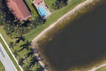 google maps mostra carro afundado 13092019083841904 - Após 22 anos desaparecido corpo de homem é encontrado dentro carro em um lago, com ajuda do Google