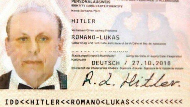 hitler - 'Último parente de Hitler' é condenado por pedofilia