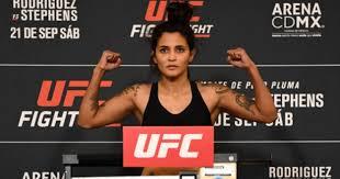 images 12 - Após assumir luta de última hora, brasileira não bate o peso no UFC