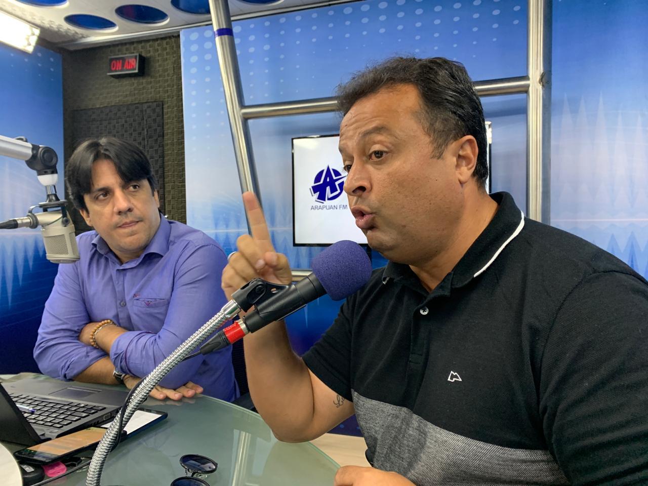 jackson macedo - Jackson Macedo afirma que caso o PSB se aproxime da 'direita' perderá o apoio do PT: 'Não podemos aceitar'
