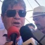 """joão - João Azevedo confirma convites de outros partidos e diz que """"fatos dos próximos dias"""" podem induzir decisão final - VEJA VÍDEO"""