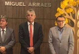 João Azevêdo não vai à reunião do PSB, nem mandará representante