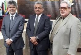TCE-PB encaminha ao governador lista tríplice para escolha de novo procurador geral
