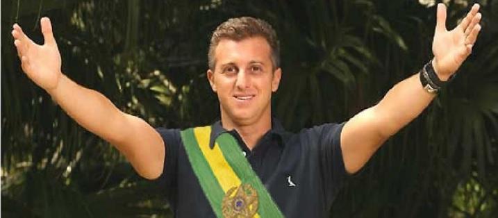 luciano huck - Globo diz que não veta, mas se Luciano Huck sair candidato, não volta para emissora
