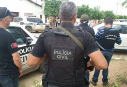 OPERAÇÃO CAIXA DE PANDORA: Polícia Civil cumpre mandados contra bando suspeito de tráfico de drogas na PB