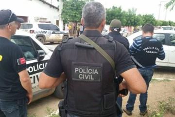 operacao policia civil - OPERAÇÃO CAIXA DE PANDORA: Polícia Civil cumpre mandados contra bando suspeito de tráfico de drogas na PB