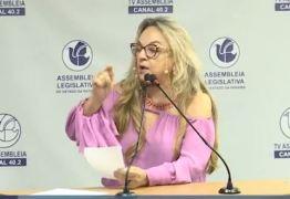 Paula Francinete pede para que bancada federal da Paraíba una-se para lutar pela construção civil – VEJA VÍDEO