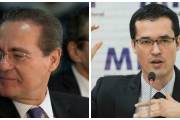 renan dalagnol - Renan Calheiros representa nova ação contra Dallagnol no CNMP