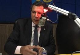 'Não vai parar por aí, infelizmente', diz Ricardo Barbosa sobre debandada de filiados do PSB paraibano após 'golpe' da dissolução