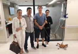 'Homem Forte': Após visitar Bolsonaro em hospital Sérgio Moro divulga registro do encontro