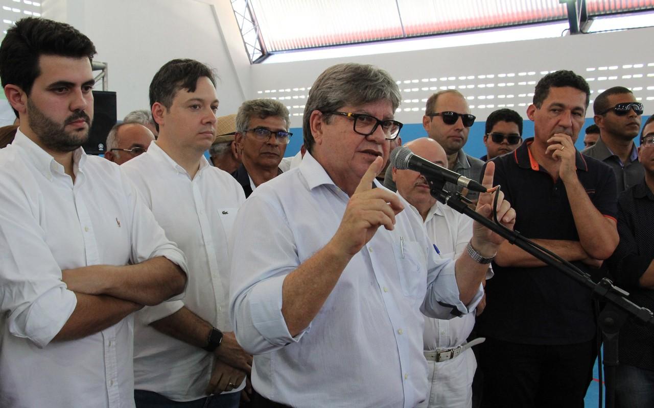 unnamed 7 - João Azevêdo entrega reforma e ginásio de escola cidadã integral em Cajazeiras