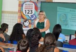 Governo divulga Disque Denúncia 123 para adolescentes em Santa Rita