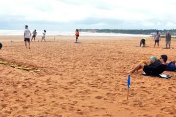 Ação Vida Ativa leva esporte e saúde para a Orla do Cabo Branco