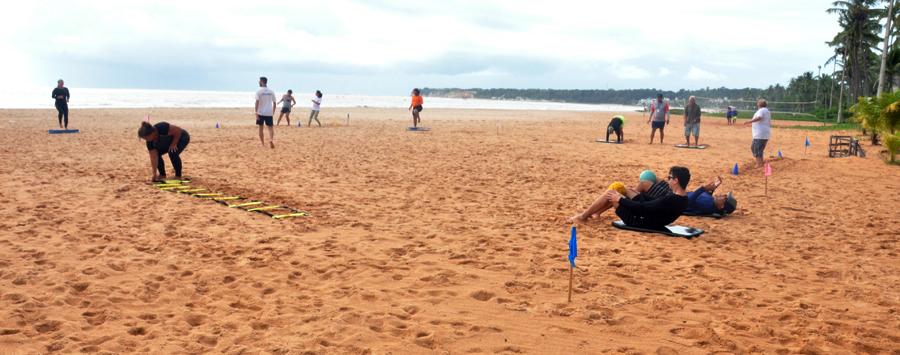 vidaativa1 - Ação Vida Ativa leva esporte e saúde para a Orla do Cabo Branco