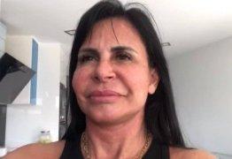 Gretchen se emociona ao falar sobre a transexualidade de Thammy; VEJA VÍDEO